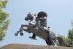 Памятник Эмилиано Сапато Салазару — лидеру Мексиканской революции против диктатуры Порфирио Диаса 1910 года. Является одним из признанных национальных ...
