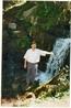 """Водопад """"Девичьи слёзы"""" в Григорьевском ущелье. Кто в нем искупается, тот помолодеет - такое вот поверье. Не подумайте, что он невелик, это лишь последний ..."""