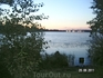 А это уже наше озеро вечером в Шувалово.  Продолжение следует...