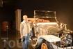 В музее старинных автомобилей