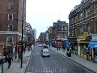 Так выглядят улицы Лондона со второго этажа автобуса. Мы направились на Пикадилли.