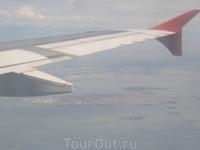 Под крылом самолета - Венеция