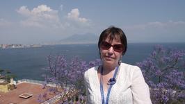 Неаполитанский залив и Везувий