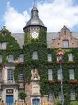 Дюссельдорфская ратуша.Вот уже более 400 лет в Ратуше заседает городской совет. Здание  было построено в период с 1570 по 1572 год в стиле ренессанс  по ...