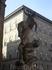"""""""Похищение сабинянок"""". одна из статуй в лоджии Ланци"""