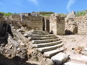 Античный город Перге.