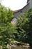 Чешский Крумлов, вид из замка на ров с медведями