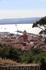 Вид с крепости на Сант - Тропе