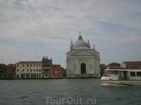 Венеция. Вид на город.