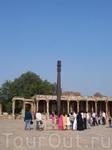 Железная колонна.
