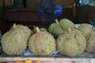 Дуриан, король фруктов в  Тайланде, но вонючий страшно.