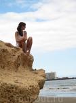 El Medano - там сильный ветер и проводят международные соревнования по винд-серфингу