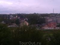 Один из городков Владимирской области