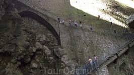 Лестница в Грот Турко