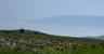 вид на озеро Кинерет
