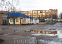 """В этом производственном корпусе в советское время клепали знаменитые часы """"Чайка"""""""
