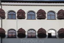 Окна Клайпеды