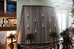 Дубай Молл. 4-хэатажный фонтан
