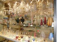 Венеция - Витрины магазинов