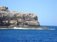 Западный конец Крита.