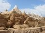 Фестиваль песчаных скульптур в Альбуфейре - Гималаи