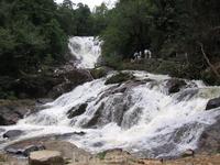 водопад да тан ла в далате