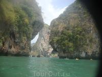 Островки напротив Пра Нанг