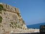 Крепость- Фортецца на холме Палеокастро,построенная венецианцами в 1573-1580 годах.Захвачена турками в 1646 г.