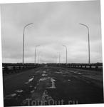 мост через реку - Припять. - основная смотровая площадка.