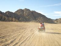 где то в пустыне