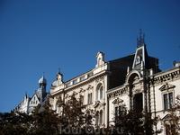 Палас-отель. Отель на площади короля Томислава