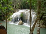 Водопад в парке Эраван.