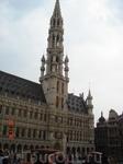 Это вроде на центральной площади в г. Брюссель, Бельгия
