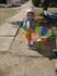 экипировка трехлетней путешественницы