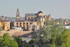 Мечеть Мескита в Старом Городе.
