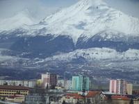 Горы Татры.