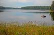 Озеро Коломинец.
