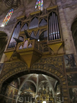 орган в Катедрале Пальмы