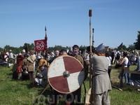 Старая Ладога. 1150 лет государственности Руси