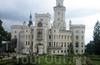 Фотография Замок Глубока-над-Влтавой