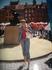 Польша, Варшава, центральная площадь, памятник русалке