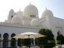 Знаменитая мечеть в Абу-Даби.