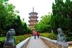 Пагода в храме Quan Zhou Kai YuanSi