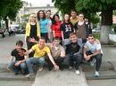 провожаем друзей из Абхазии после Фестиваля обратно домой в Сухум