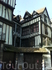 осмотр исторических мест в Руане,фахвертовые дома,собор на площади