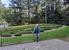 Campo Grange - огромный парк размером 11,5 га в самом центре города. Парком он является с 1787 года. Если заходить в парк со стороны Plaza de Zorilla, то у входа - вот такая огромная клумба. На ней из