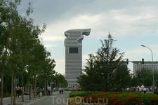 Отель для участников Олимпиады-2008