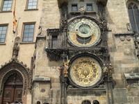 Прага, Староместкая площадь, Астрономические часы