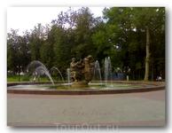 Великий Новгород. Парк