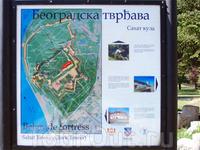 Крепость и парк Калемегдан